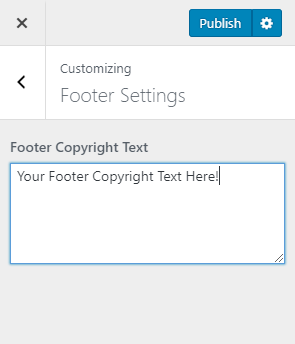Footer-copyright-text